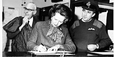 Margaret Thatcher: the paper trail  tickets