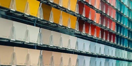 Extra företagsbesök; NCS Colours biljetter