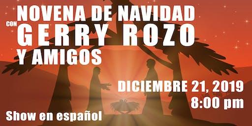 Novena de Navidad con Gerry Rozo y Amigos