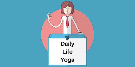 Daily Life Yoga tickets