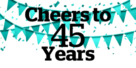 Expressive Therapies 45th anniversary luncheon tickets