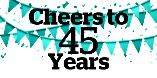 Expressive Therapies 45th anniversary luncheon
