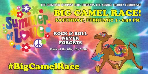 2020 BIG Camel Race - Rock 'n Roll Never Forgets Theme!