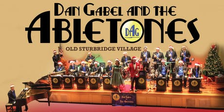 """Dan Gabel and The Abletones present """"By The Fireside"""" - Dec. 5 & 6 tickets"""