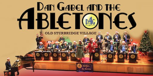 "Dan Gabel and The Abletones present ""By The Fireside"" - Dec. 5 & 6"
