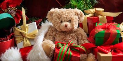 Teddy Bear Tea - Morning Sitting