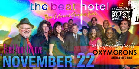 The Beat Hotel w/ Oxymorons tickets