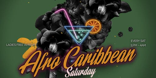 AFRO CARIBBEAN SATURDAYS