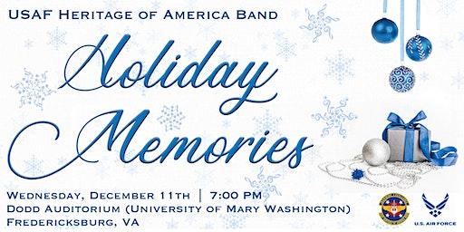 Holiday Concert in Fredericksburg, VA