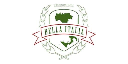 Bella Italia 2020 | Presented by Dinah E. Gore, Paul & Myong Jensen, and Novant Health