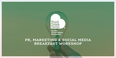 PR, Marketing and Social Media Workshop