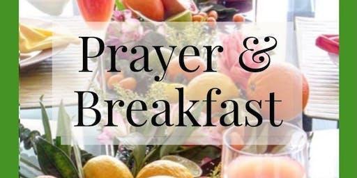 Prayer & Breakfast