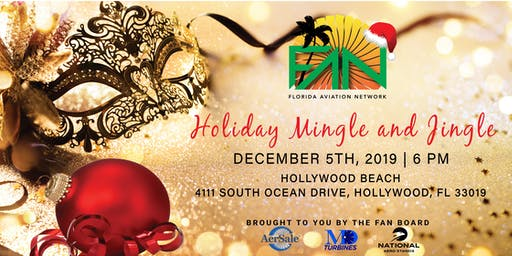 Holiday Mingle and Jingle 2019