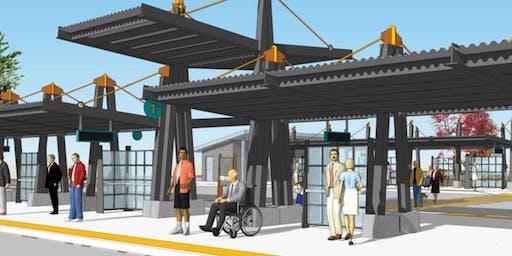 Wheaton Way Transit Center Grand Opening
