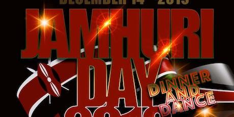 Jamhuri Day Special - Dinner & Dance tickets