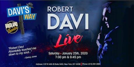 Robert Davi: Davi's Way tickets