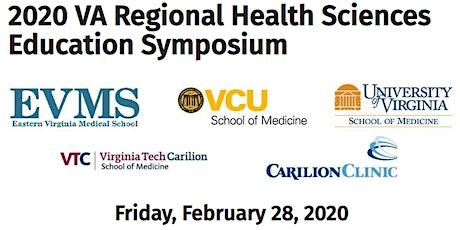 VA Regional Health Sciences Education Symposium tickets