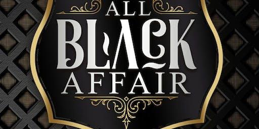 All Black Affair at XO