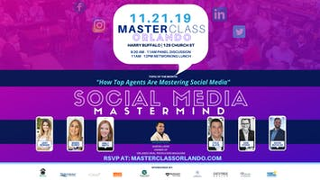 Masterclass Orlando - Social Media Mastermind (Final 2019 Session)