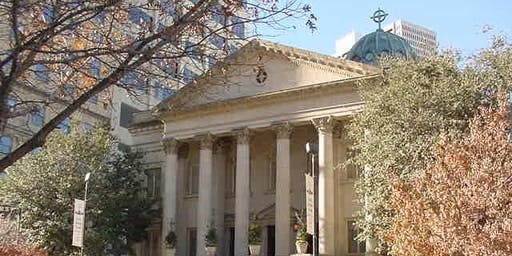 Free Walking Tour - Fort Worth's Historic Churches