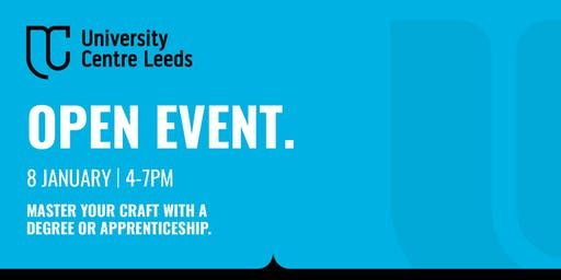 University Centre Leeds Open Event - January