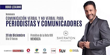 Comunicación verbal y no verbal para periodistas y comunicadores entradas