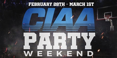 CIAA 2020  ALL ACCESS PARTY PASS tickets