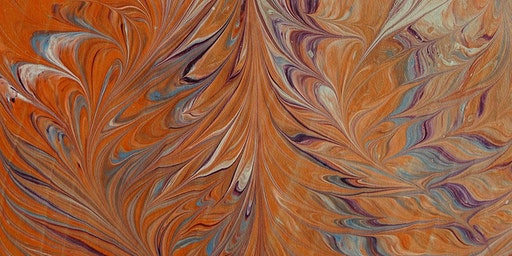 Wakefield Museum: Find Your Passion - Material Marbling, 20th February 2020, Adults 16+