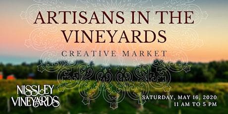 Artisans in the Vineyards tickets