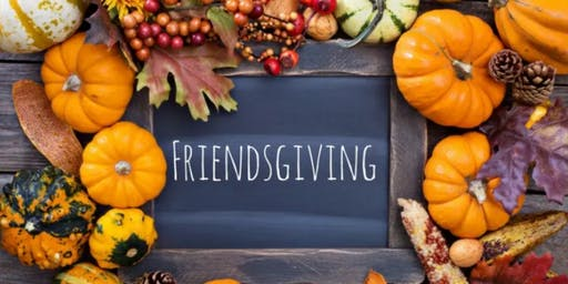 Journal Squared Friendsgiving Potluck Dinner, November 21st 7pm - 9pm