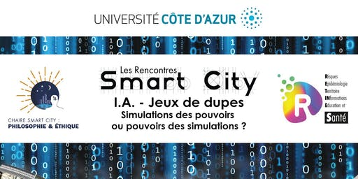 Les Rencontres Smart City - I.A. - Jeux de Dupes