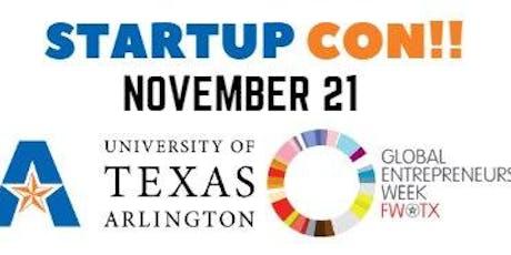 Startup Con tickets