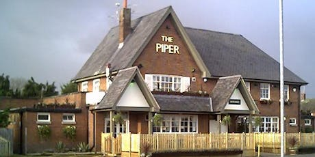 Psychic Night The Piper Chester tickets