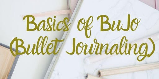 Basics of Bullet Journaling
