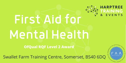 Level 2 First Aid for Mental Health Award
