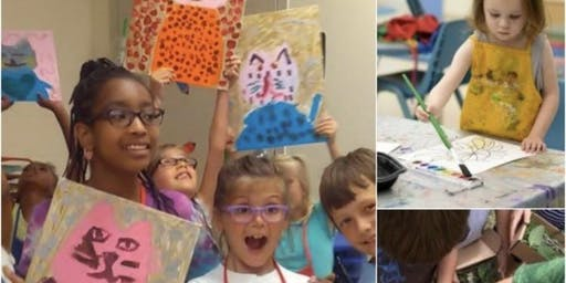 Kids Holiday Paint N' Mingle, Ages 6 and up!