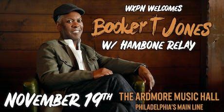 Booker T. Jones tickets