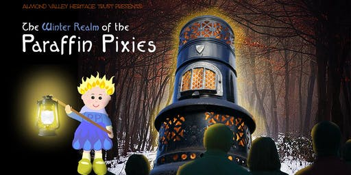 The Winter Realm of the Paraffin Pixies Members Preview