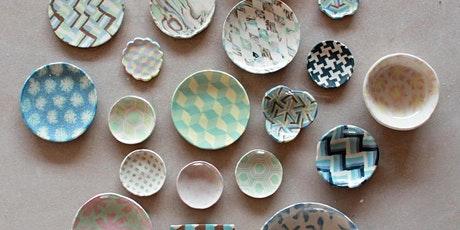 1 Day Course: Introduction to Nerikomi Ceramics tickets