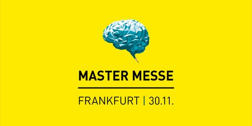 Master Messe Frankfurt - Alles zum Thema Master Studium