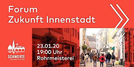 Forum Zukunft Innenstadt