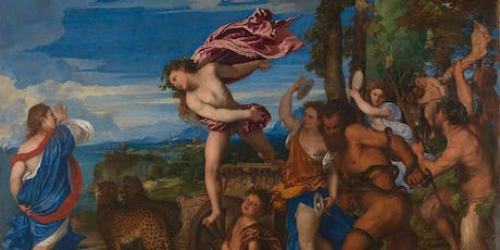 The Prince of Venetian painters: Titian and the National Gallery.  tickets