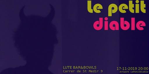 Le Petit Diable - LUTE Bar - 20hs
