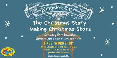 The Christmas Story: Making Christmas Stars