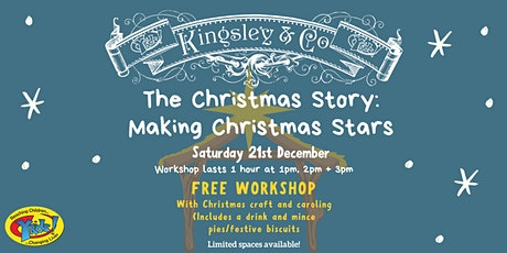 The Christmas Story: Making Christmas Stars tickets