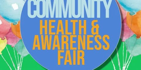 Community Health & Awareness Fair tickets