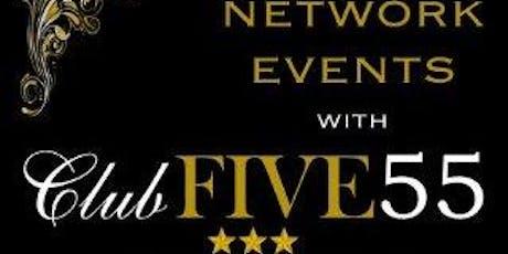EDINBURGH Club FIVE55 @ The Thyme Bar & Grill tickets