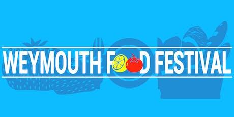Weymouth Food Festival tickets