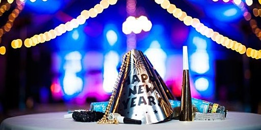 New Year's Eve 2020 at the Back Forty Saloon with the Bari Lee Band