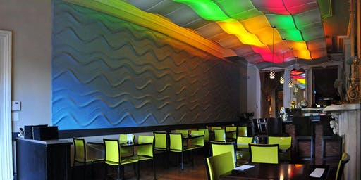 Network Under 40:Baltimore Dine With 9 at Minato Sushi Bar